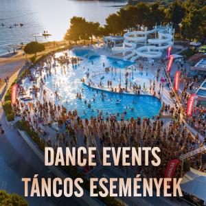Dance events / Táncos rendezvények