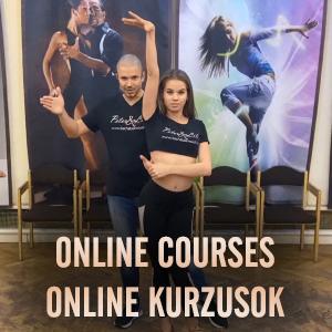 Online courses / Online kurzusok