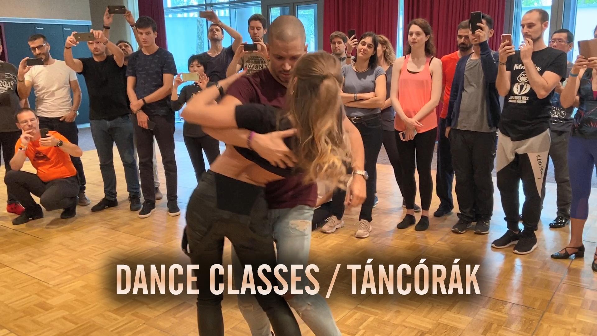 Dance classes / Táncórák